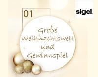 Sigel Adventskalender 2014 öffnet seine Türchen
