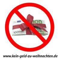 Kein Geld zu Weihnachten!