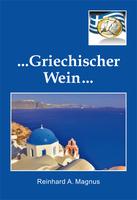 Griechischer Wein, das Buch über Griechenland