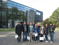 DAA Wirtschaftsakademie: BACHELORplus besucht die Partnerhochschule