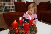 Gefährliche Adventszeit: Kein Eis auf Verbrennungen