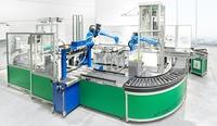 Roboter- und Fördertechnik kompakt visualisiert: AMI bringt Innovationsmodell auf die LogiMAT 2014