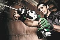Sabath Media Designagentur entwickelt Power-Kampagne für HITACHI Power Tools Akkuserie
