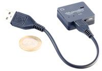 simvalley MOBILE GSM-Tracker GT-60 mit SMS-Ortung und Mikrofon