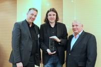 """Hermann Scherer vom Bundesverband Zertifizierter Trainer & Business-Coaches e.V. (BZTB) mit dem """"Award of Excellence in further Education 2013"""" ausgezeichnet"""