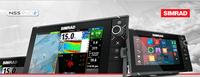 Simrad bringt bahnbrechende NSS Evo2 Serie auf den Markt.