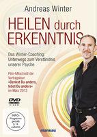 Die Intelligenz des Unterbewusstseins - Andreas Winters Coaching-Vorträge 2013 jetzt auf DVD