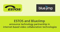 WebRTC: ESTOS und BlueJimp geben Technologie-Partnerschaft im Bereich der internetbasierten Video Collaboration-Technologien bekannt