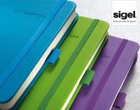 Sigel auch 2014 auf der Paperworld.