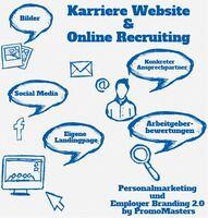 Die Karriere Webpage als Grundlage für erfolgreiches Online Recruiting