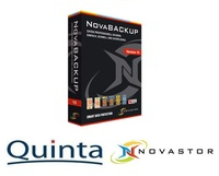 Neue Version 15 der NovaStor Backup Software bei Quinta