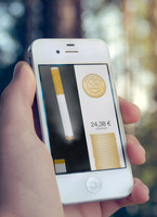 Neue App: Rauchfrei Sparen - Bargeld statt Zigaretten