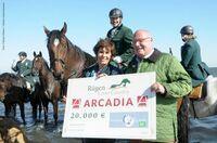 Reinhard Baumhögger und Arcadia Hotels engagieren sich für wohltätige Zwecke