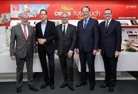 CEWE ist Premium-Partner der Deichtorhallen/Haus der Fotografie in Hamburg