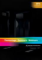 Die neue Seminarbroschüre der TRILUX Akademie