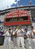 """""""Party des Jahrhunderts"""" bei den Chicago Cubs: Das legendäre Wrigley Field feiert 2014 seinen 100. Geburtstag"""