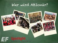 EF Sprachreisen und Spotlight sponsern Abiball mit 6.000 Euro