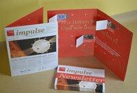 Wirtschaftsagentur Wien Gruppe brilliert mit gedrucktem Adventkalender