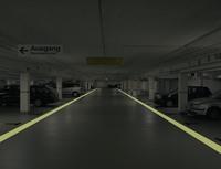 Triflex NightLine bringt Licht ins Dunkel