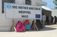 Statt Weihnachtsgeschenke für Geschäftspartner:    847 Behandlungen für Mütter und ihre Kinder in Mogadischu