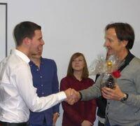 Preis für besten Nachwuchsmoderator 2013: Sieger gekürt