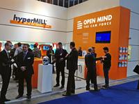 Mit Bedienkonzept und High Performance Cutting gepunktet - EuroMold übertrifft Erwartungen bei OPEN MIND