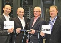 conova hilft Caritas Salzburg sparen