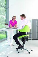 Bioswing Boogie saddle - Schwingender Sattelsitz