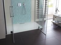 Bodenebene Duschen sind der Megatrend im Bad