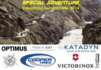 Expedition Seidenstraße 2014 - Road to India 17.000km Abenteuer