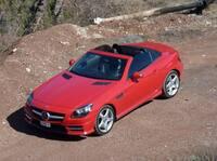 Funktionserweiterung: SmartTOP Verdecksteuerung für Mercedes-Benz SLK R172