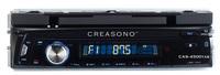 "Creasono Bluetooth-Autoradio mit 7""-Halterung/RDS/SD/USB"