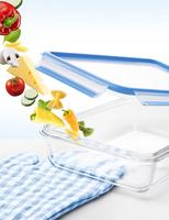 Clip & Close Glas: die Frischhaltedosen mit dem 3-in-1-Prinzip