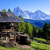 Die schönsten Berghütten in Österreich und den Alpen