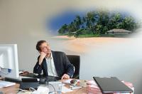 Fürs neue Jahr: Urlaubsplanung im Büro