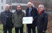 peridomus Institut Dr. Führer baut neues Firmengebäude in Himmelstadt