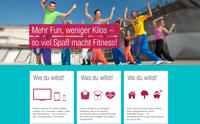 Zusätzliche Features und frische Optik - fitnessRAUM 2.0 ist online