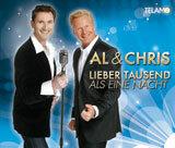Al + Chris - Lieber tausend als eine Nacht (Das Album)
