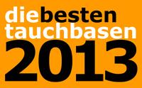 Die besten Tauchbasen 2013 - das Tauchbasen Voting auf bestofdiving.info