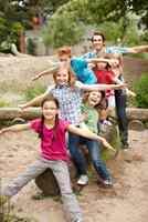 Altersgerechte Bewegungsanreize für Kinder