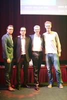 Euroweb begrüßt Brink/Reckermann bei Kickoff-Event 2014