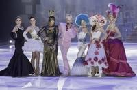 Glamouröse Premiere:  Frankfurt feierte Stardesigner Harald Glööckler und neue HOLIDAY ON ICE-Show PLATINUM