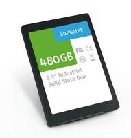 Swissbit auf der embedded world 2014: Speicherlösungen für alle Anforderungen des Industriemarkts