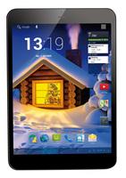 "TOUCHLET 7,85""-Tablet-PC X8quad.Pro mit 4-Kern-CPU, GPS, UMTS"