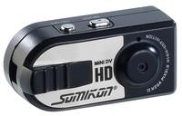 Somikon HD-Mini-Kamera AC-960.hd für den Schlüsselbund