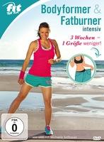 """""""Bodyformer & Fatburner intensiv"""" Das Workout von & mit Michaela Süßbauer auf DVD"""
