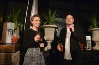 Offizielle Verkündung in New York:  Scarlett Johansson erste globale Markenbotschafterin von SodaStream