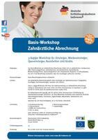 Seminar: Zahnärztliche Abrechnung für Einsteiger leicht gemacht
