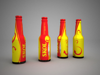 """showimage """"Upgrade to Premium Packaging"""": African beer brand SKOL now in aluminum Impact Bottle by Ball"""