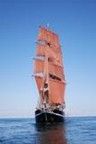 """18.022 Seemeilen auf eigenem Kiel - Traditionssegler """"Eye of the Wind"""" mit eindrucksvoller Jahresbilanz"""